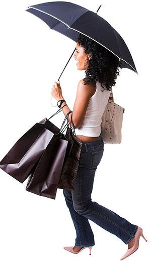Campanha de Shopping